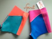 Neon Spirit Shorts: $55