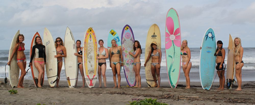 Nicaragua Surf Camp & Yoga Retreat | Surf With Amigas