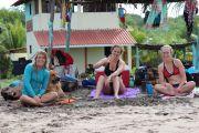 trio beach crew